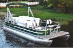 Bentley Pontoons 223 Fishimage