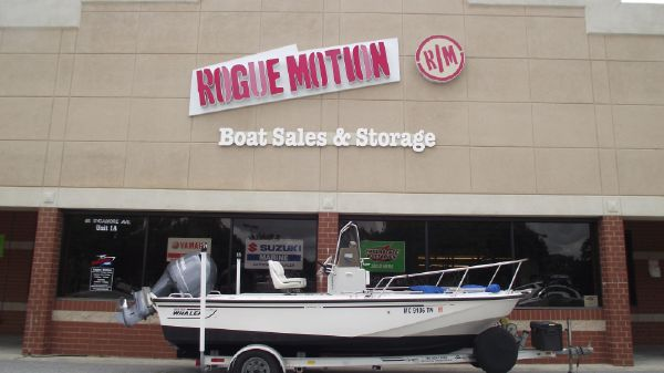 Boston Whaler 19 OUTRAGE