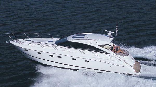 Princess V53 Express Yacht