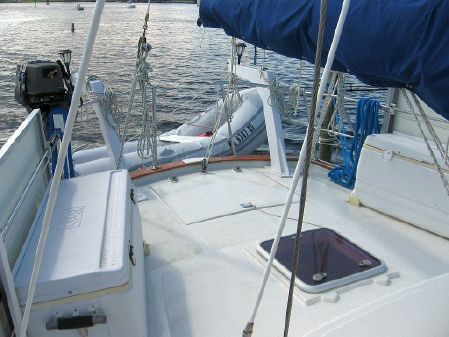 Irwin Cutter Rigged Ketch image