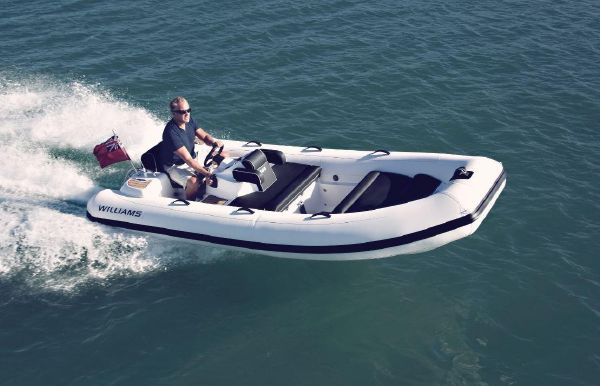 2017 Williams Jet Tenders Turbojet 445