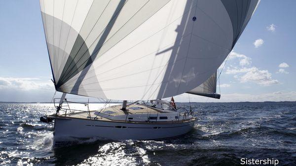 X-Yachts Xc 38 Xc 38 Sistership under sail