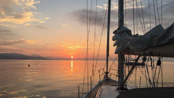 X-Yachts Xc 38 Xc 38 Nyroka Quiet anchorage