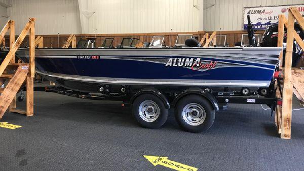 Alumacraft Competitor 205 Tiller