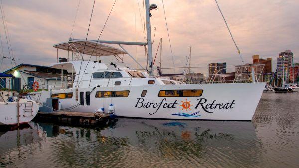 Royal Cape Catamarans 570 Fly