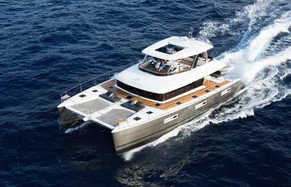 Lagoon New Boat Models - Fraser Yacht Sales