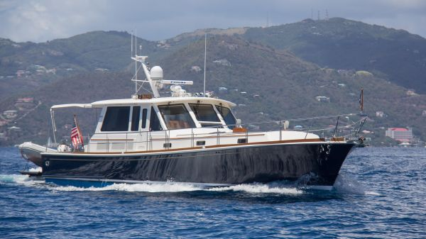 Grand Banks Eastbay SX 2006 54' Grand Banks Eastbay SX for Sale - SYS Yacht Sales