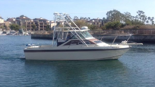 Skipjack Hard Top Sport Cruiser w/Trailer