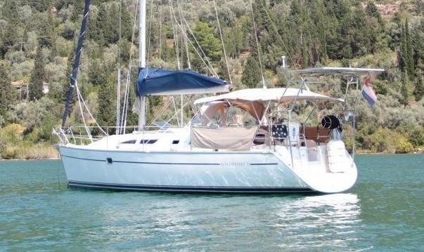 2001 Jeanneau Sun Odyssey 37 Lefkas Greece Williams And Smithells