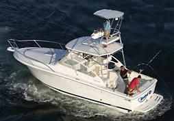 Luhrs 28 Open Diesel w/ Marlin Tower Manufacturer Provided Image
