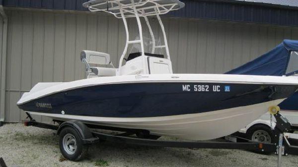 Yamaha Boats 190 Fish