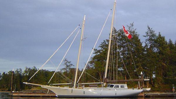 William Garden Schooner Yacht Custom