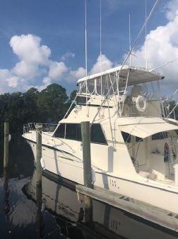 Hatteras 53 Convertible image