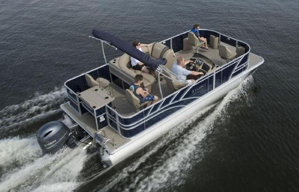 2020 Sylvan Mirage Fish 8520 4-PT