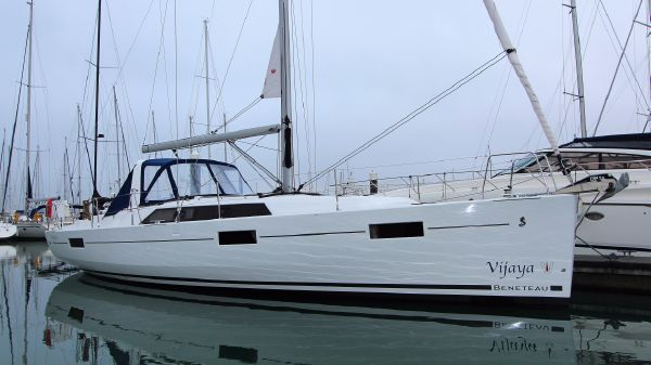 Beneteau Oceanis 41.1 2017 Beneteau 41.1 with Boat sales International