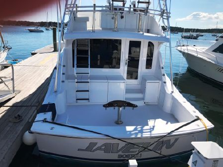 Hatteras 54 Convertible image
