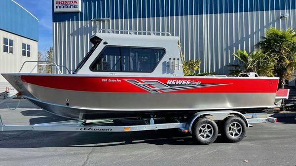 Hewescraft 240 Ocean Pro ET B3361