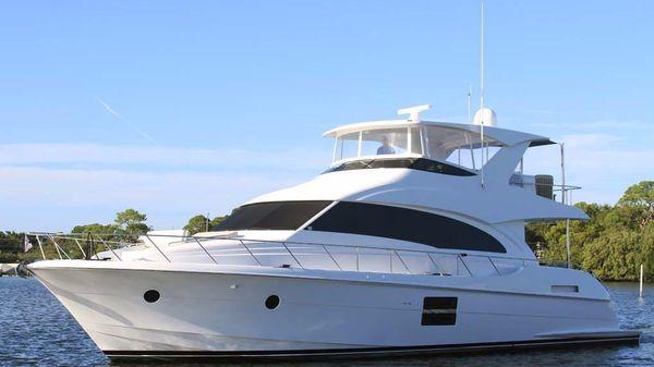 Hatteras 60 Motor Yacht Goin' Coastal 60MY Hatteras 2016