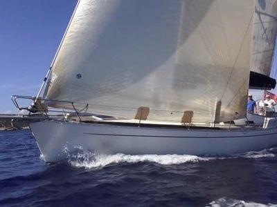 2001 Sweden Yachts<span>45</span>