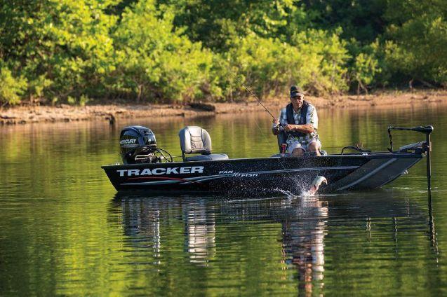 Tracker Panfish 16 image