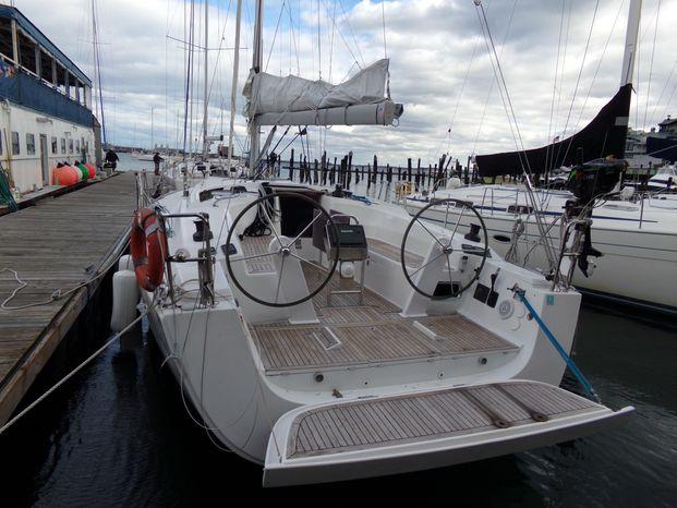 2012 Hanse 400