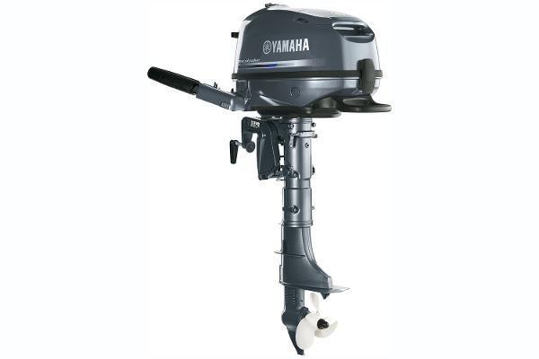 Yamaha Outboards F4 - main image