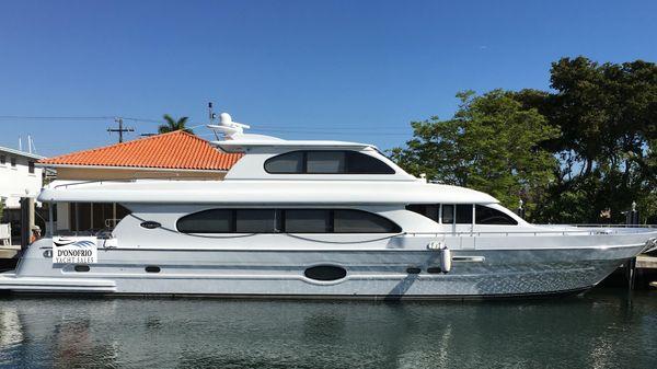 TARRAB 91 Tri Deck Motor Yacht