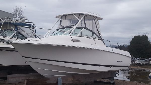 Wellcraft 220 Coastal