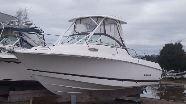 Wellcraft 220 Coastal New Boat on our docks!