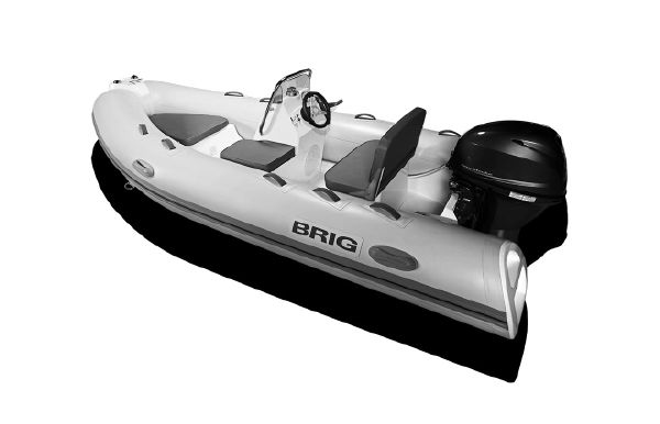 2019 Brig Inflatables Falcon 380
