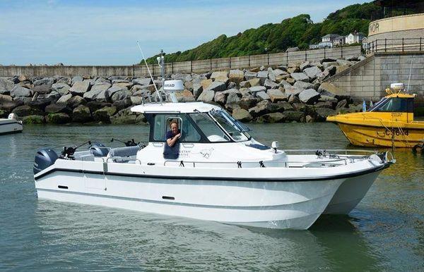 2018 Cheetah Marine 8.5m Series