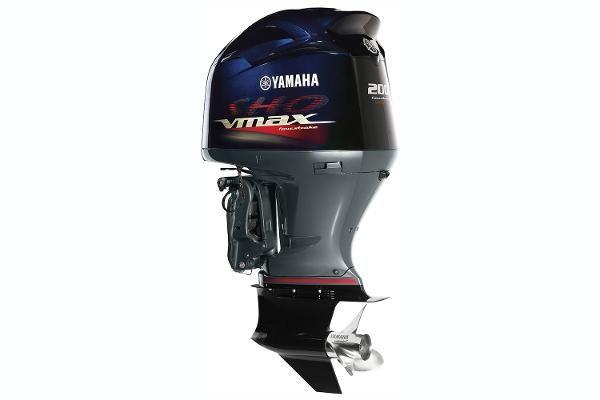 Yamaha Outboards V MAX SHO 200