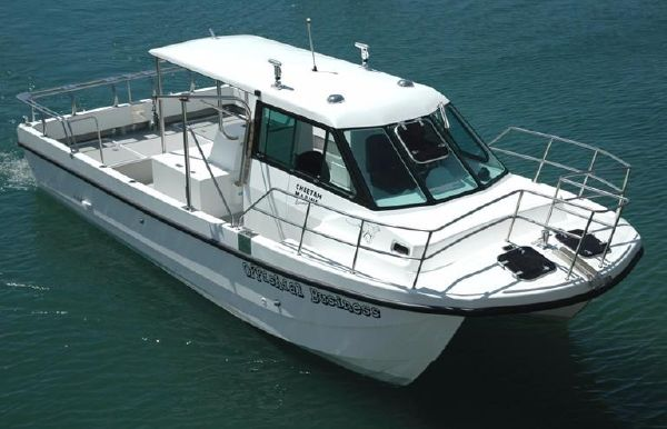 2018 Cheetah Marine 9.95m Series