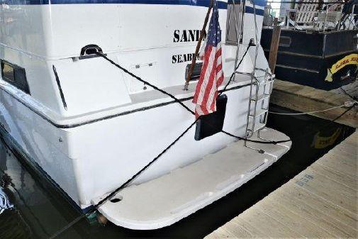 CHB Sundeck Trawler image