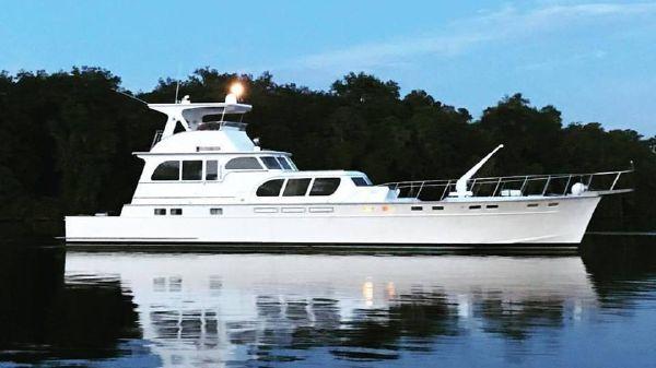 Huckins Sport Cruiser