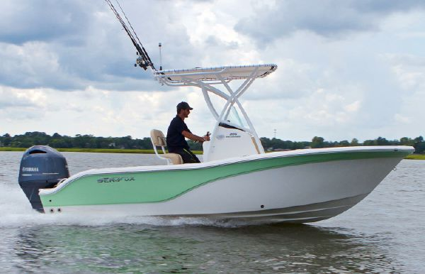 2019 Sea Fox 206 Commander