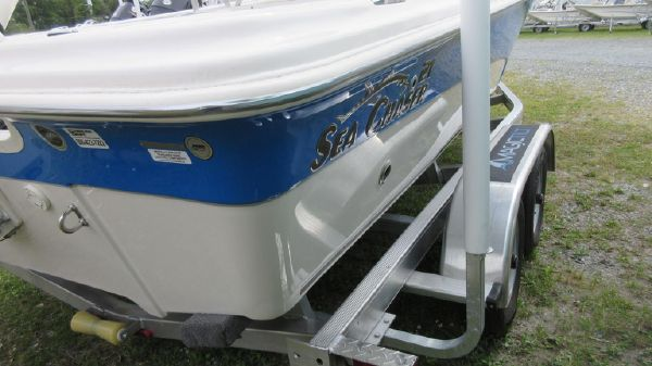 Carolina Skiff 21 Sea Skiff