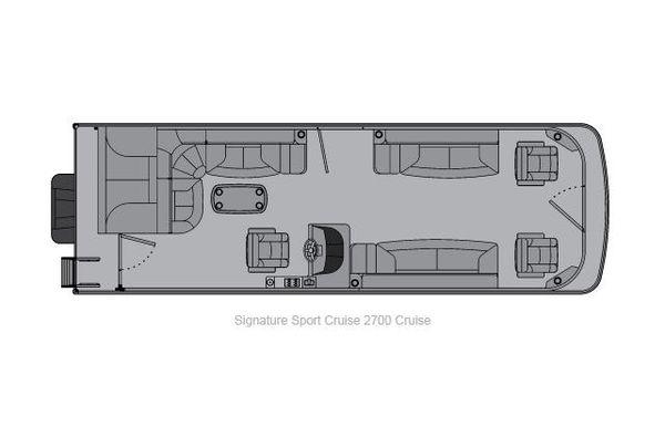 2020 Landau Signature 2700 Sport Cruise
