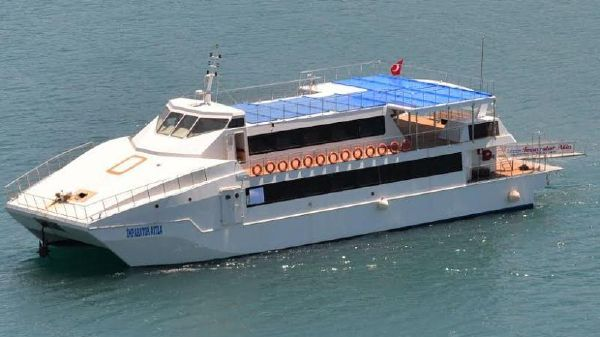 Commercial Fast Passenger Ferry