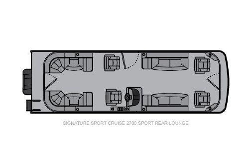 Landau Signature 2700 Sport Cruise Sport Rear image
