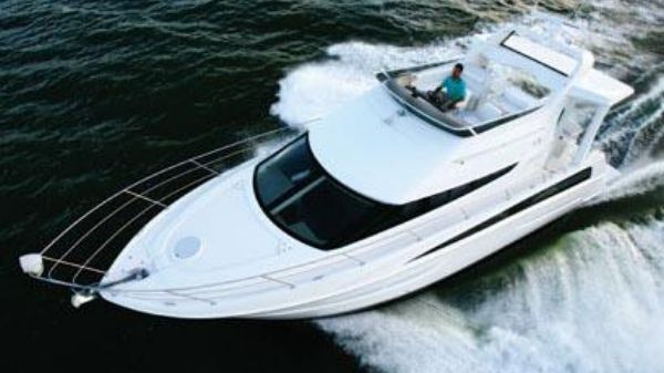 Carver 43 Motor Yacht Manufacturer Provided Image