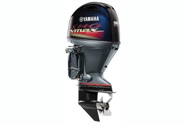 Yamaha Outboards V MAX SHO 90