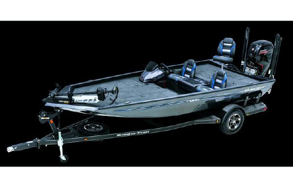 2020 Ranger RT188P Fishing
