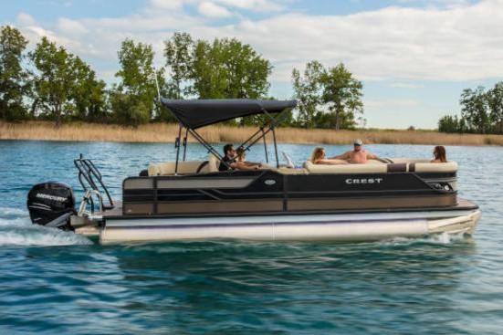 2019 Crest Classic 250 SL - Whelan's Marina