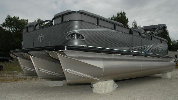 Tahoe Pontoon Sport Quad Lounger Tri-Toon