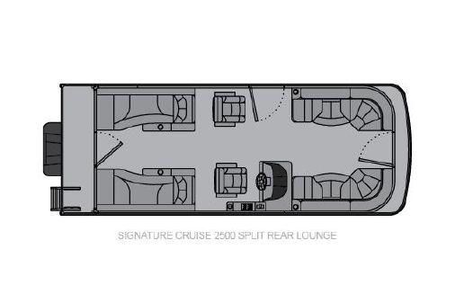 Landau Signature 2500 Cruise Split Rear Lounge image