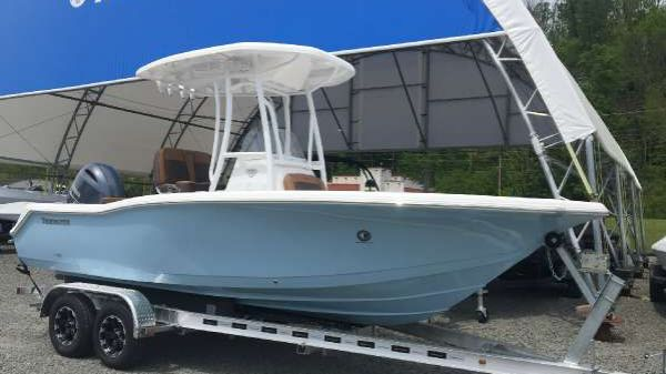 Tidewater 210 Adventurer