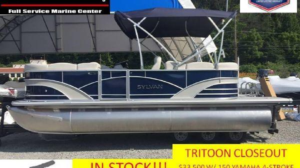 Sylvan 8520 LZ LES Tritoon