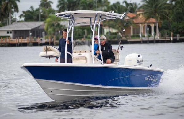 2022 Sea Chaser 21 LX
