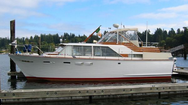 Chris-Craft Constellation Tri-Cabin